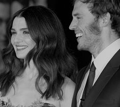 """""""Sam Claflin and Rachel Weisz attend the World Premiere of 'My Cousin Rachel' at Picturehouse Central on June 7, 2017 in London, England. """""""