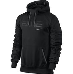 Nike Kapuzenjacke Sportswear Tech Fleece Hoody anthrazitschwarz