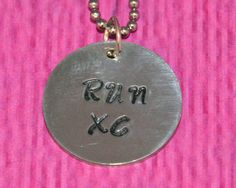 Runner | Runner Gift | Marathon Runner Gift | Gift for Runner Friend | Charms for Runners | Triathlete | Running Shoe Charm Necklace | by charmedbykobe on Etsy