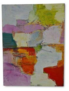 Edge of the Sky, Langford Barksdale - Paintings - Art - Art & Mirrors   One Kings Lane