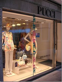 Pucci print, which is iconically Italian