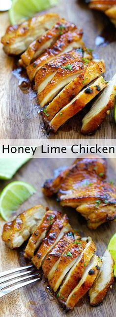 Honey Lime Chicken | My Food Recipes