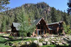 Lake Tahoe Vacation Rentals | Tahoe Getaways | Painted Rock Lodge