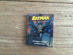 Batman mini comic