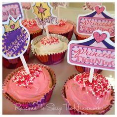 princess cupcakes 3
