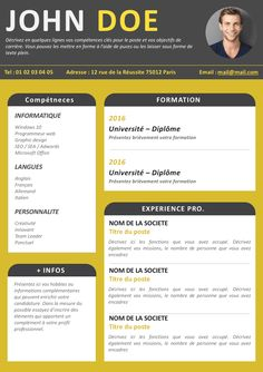 Design Resume Template Free Prot   Pinteres