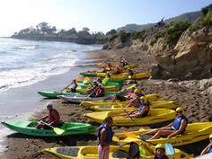 Kayak Tours in Pismo beach