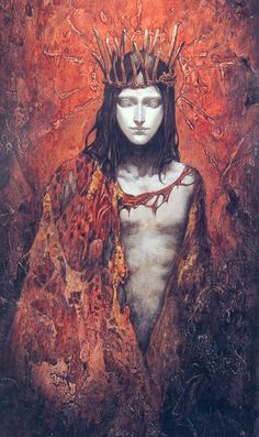 Shinigami - Ayami Kojima - to see it huge go here :- http://novagasms.tumblr.com/post/28798677005/victoriousvocabulary-shinigami-noun-a-death