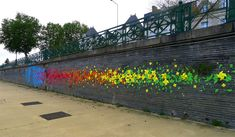 New Origami Street Art in Angers, France by Mademoiselle Maurice street art paper origami multiples installation France