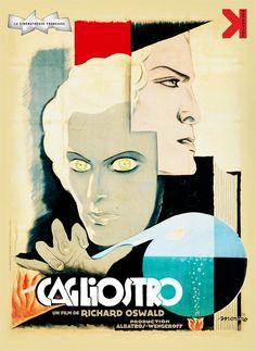 Cagliostro, Richard Oswald, 1929