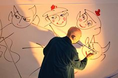 Lindsay Kemp, Drawings, Anime, Art, Art Background, Kunst, Sketches, Cartoon Movies, Anime Music