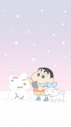 Sinchan Wallpaper, Cartoon Wallpaper Iphone, Iphone Background Wallpaper, Kawaii Wallpaper, Cute Cartoon Wallpapers, Animes Wallpapers, Crayon Shin Chan, Sinchan Cartoon, Animated Cartoons
