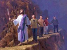 As Tontas Vão Ao Céu: Lição 09 - Buscai Primeiro o Reino de Deus (O Novo...