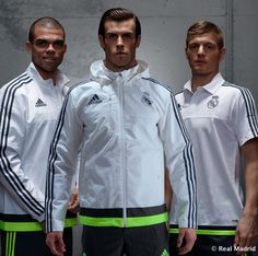 Take a look at the new kit for the 2015-16 season | Photos | Real Madrid CF