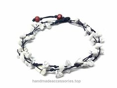 White Color Bead Anklet. Handmade Stone Anklet Fashion Jewelry for Women  Check It Out Now     $8.99    Handmade Product, slightly variations in Colours, Sizes and/or Pattern are expected. Please search for more colours an ..  http://www.handmadeaccessories.top/2017/03/20/white-color-bead-anklet-handmade-stone-anklet-fashion-jewelry-for-women-2/
