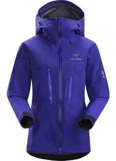 Alpha AR Jacket Women's A highly versatile GORE-TEX® Pro shell for climbers looking for that rare combination of light weight, durability and all-round alpine performance. Alpha Series: Climbing and alpine focused systems   AR: All Round.