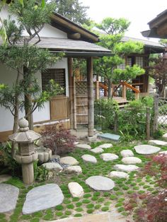 Delightful Rural Landscaping Ideas For Front Yard · Small Japanese ...