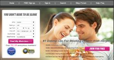 Top one herpes dating site- get started free membership
