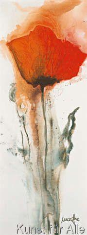 Marthe - Mohnblumen I