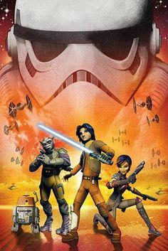 Star Wars Rebels : Empire - Maxi Poster x (new & sealed) Star Wars Rebels, Sw Rebels, Star Wars Poster, Star Wars Art, Tableau Star Wars, Space Hero, Empire, Star Wars Light, Images Star Wars