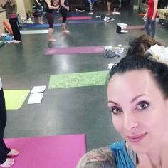 Doing what I love. PiYo Live in Pendleton. Next out of town stop...Bend for P90X Live!  @beachbodylive