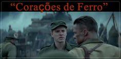 Primeiro Trailer Do Drama Corações De Ferro Com Brad Pitty e Xavier Samuel - Legendado Nas profundezas da guerra todo homem é tão forte quanto o homem ao seu lado. Em 2014 você verá Brad Pitty comandando uma tripulação de cinco homens num tanque de guerra chamado Fury, em uma missão mortal atrás das linhas inimigas, nas batalhas finais da Segunda Guerra Mundial.