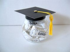 Graduation Hat party favor by SuperCraftyLady on Etsy, $4.50