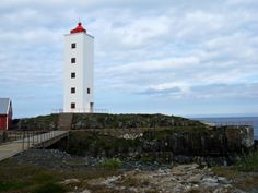 Lighthouse, Finnmark, Norway