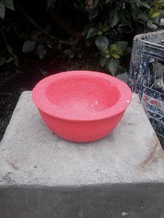 Imagen Garden Pots, Tableware, Outdoor Decor, Cement Planters, Craft, Old Towels, Cement Pots, Cubes, Planters
