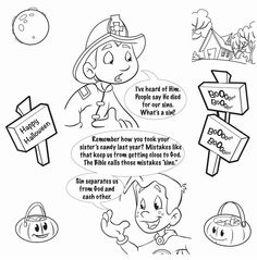 Sharing the #Gospel on Halloween. MemoryCross 2nd Panel Coloring Card Tracts. http://store.memorycross.com