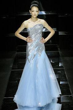 Elie Saab Spring 2008 Couture Fashion Show - Ai Tominaga