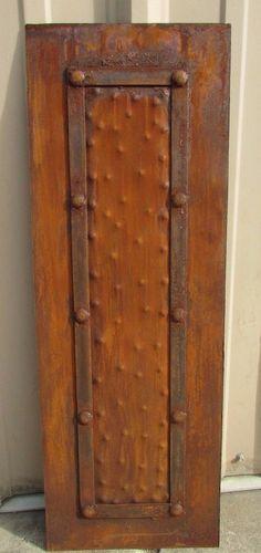 Rustic Door Hardware-Speakeasy-Window Grate-#2-13x13-Wrought Iron-Handmade