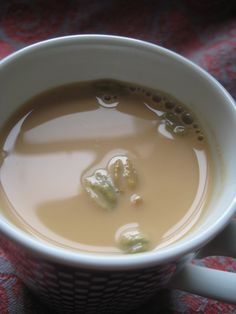 Yemeni Milk Tea - Arab Milk Tea - Shai Haleeb - Sheba Yemeni Food & Recipes