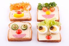 15funny-looking snacks that are great for children's parties