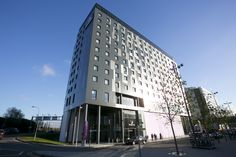 Premier Inn, Gatwick - Rated/Certified BREEAM 'Very Good' & the hotel that officially marked Premier Inn's 50,000th bedroom...