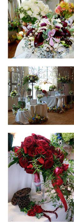 #DeliciousBuzz #SanDiego  Rosy Floral Studio  Rosy Floral Events