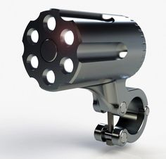 Bullet-proof bicycle light