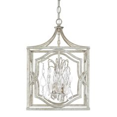 Barrington 3-Light Foyer Pendant