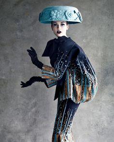 Art + Commerce - Artists - Photographers - Patrick Demarchelier - Dior Couture
