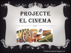 EI D' EDUCACIÓ INFANTIL: EL CINEMA