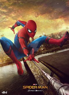 the amazing spiderman fan art Hq Marvel, Marvel Heroes, Marvel Characters, Captain Marvel, Dc Comics, Amazing Spiderman, Homecoming Posters, Film Serie, Comic Character