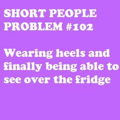 Short people probs #102
