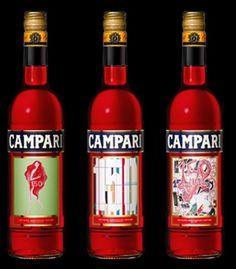 Campari Art Labels per il 150° anniversario (2010)