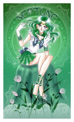 Sailor Neptune by Sittipong Pansomsong