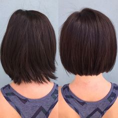New Hair Styles Short Bob Articles 34 Ideas Messy Bob Hairstyles, Short Bob Haircuts, Hairstyles Haircuts, Pretty Hairstyles, Layered Hairstyles, Razor Cut Hairstyles, Hairstyle Ideas, Corte Y Color, Hair Today