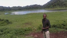 Tonny Ngurusi,A local Tourist Embrace the beauty of Nature