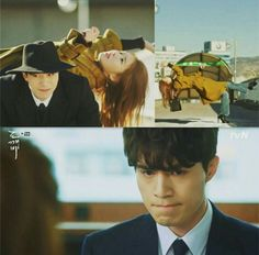 Goblin:The Lonely and Great God \Grim Reaper and Sunny