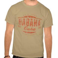 Habana Te Quiero Vintage Label Tee