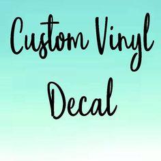 Personalized Boxer Decal Custom Vinyl GraphicBumper Sticker Car - Custom vinyl cutout stickers