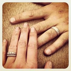 Amber Marshall Wedding Ring
